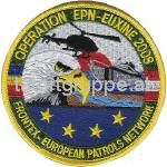 Frontex - Operation EPN Euxine 2008 / Rumänien