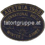 International Police Winter Games / Austria 1998
