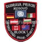 UN-Mission Kosovo / Dubrava Prison - Block1 -International Special Security Team