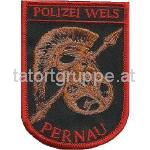 Polizeiinspektion Wels-Pernau (bronze)